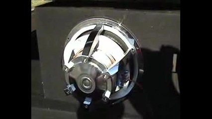 Dub Subwoofer Blowing Up