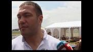 Кубрат Пулев потвърди, че ще се боксира с Кличко през септември