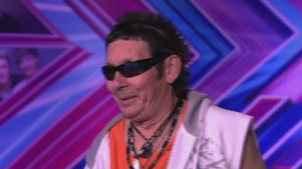 Steve Callegari sings Coldplay's Clocks - Audition Week 1 - The X Factor Uk 2014