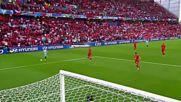 Чехия 0 - 2 Турция ( 21/06/2016 ) ( Евро 2016 )