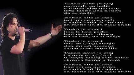 Aca Lukas - Tesko je ziveti - (Audio - Live 2000)