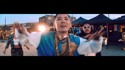 Far East Movement ft. Cover Drive - Turn Up The Love ( Официално Видео )