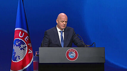 Switzerland: 'Either you are in or you are out' - FIFA's Infantino warns Super League clubs