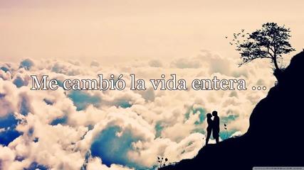 La vida entera (letra) - Camila