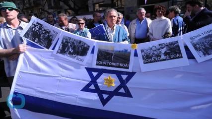 Anti-Semitic Hate Crimes Worst Since 2009