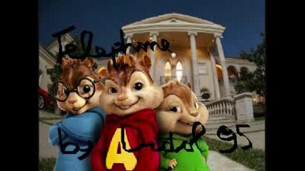 Alvin And The Chipmunks - Lady Gaga - telephone