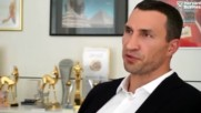 Владимир Кличко Говори За Загубите И Пречките Във Германско Интервю 18 10 2016