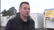 Syria: Russian servicemen rock out with Agata Kristi at Hmeymim Air Base