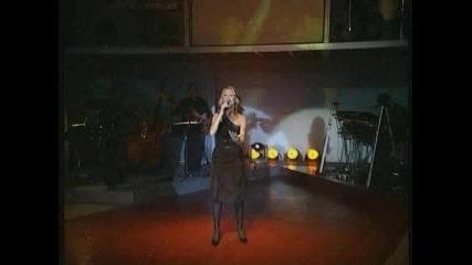 Natasha Theodoridou - Ela, Pou Fovamai - Live