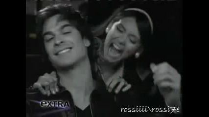 The Vampire Diaries Damon And Elena - katherine - Is This Love[whitesnake]