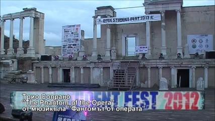 Trio Soprano Music - the Phantom of the Opera