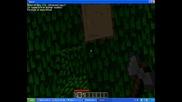 minecraft - епизод 1 - първа къща и тикви