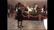Нели Танева, Матьо Добрев, Дичко Иванов, на сватба - Мене ми е драго, Тежка се сватба вдигнала...