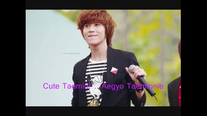 Shinee - Lee Taemin (fan - made video)