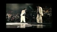 Crazy Popping Dancers Hilty & Bosch - Red Bull Bc One