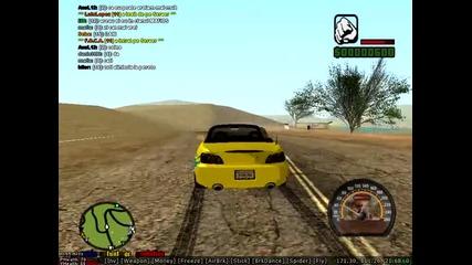 Samp Drift 1