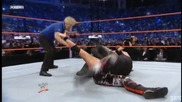 Wwe - Smackdown Road to Wrestlemania - (hd качество) (2/4) (05.04.2013)
