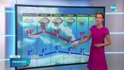 Прогноза за времето (31.03.2021 - централна емисия)