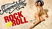 Top 100 Summertime Rock'n'roll Mix - Greatest Rock and Roll Music Mix Of All Time