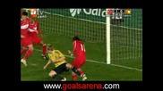 01 - 04 - 2009 - Turkey 1 - 2 Spain [1 - 1]