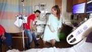 Maritza Bustamante pasa su trabajo de parto bailando Despacito