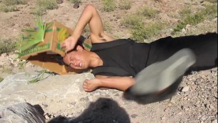 Как да оцелееш в пустинята