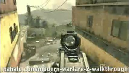 Call of Duty:modern Warfare 2 walkthrough 8