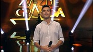 Filip Bozinovski - Noc mi te duguje - (live) - ZG 2014 15 - 03.01.2015. EM 16.