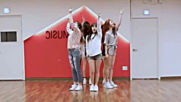 Gfriend - Time For The Moon Night Dance Mirror Practice ver.