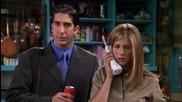 Friends / Приятели - Сезон 4 Епизод 2 - Bg Audio - | Част 1/2 |