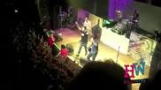New Found Glory Concert Attended by Joe Jonas & Demi Lovato