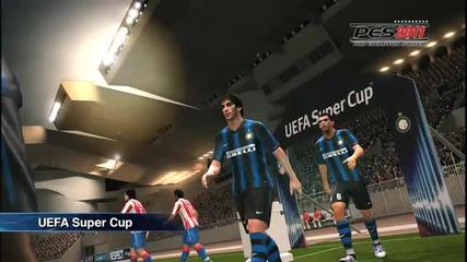 Pes 2011 Pro Evolution Soccer - final trailer (2010)