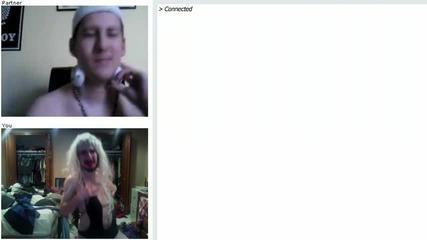 Изненадка във видео чата 3 Lady Gaga - Telephone
