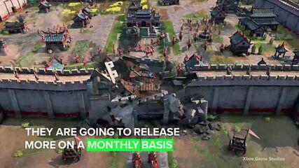 Xbox has an impressive release calendar for 2021