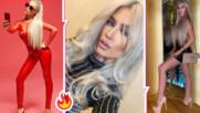 Локдаунът никога не е бил по-секси: Тита омайва Instagram със снимки и признава - щастлива е!