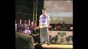 Salah Vs Kmoon(korea) At Bboy Battle 2007