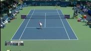 Elina Svitolina vs Alison Riske Stanford 2015 Qf