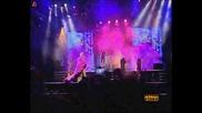 Камелия - Целувай ме (live - Планета Мура Мега)