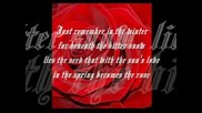 The Rose- Leann Rimes