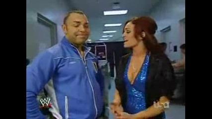 Сантино Марела и Мариа Backstage (пародия)