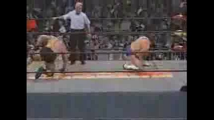 Кеч Bill Goldberg Vs Brad Armstrong