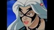 Spider - Man Tas - 48 - Partners In Danger, Chpater Vii - The Vampire Queen