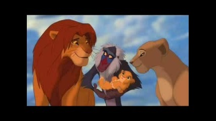 Lion King - We Are One