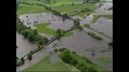 Наводнения в Северна Англия