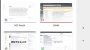 Google Chrome: New Tab Page