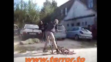 Румънски майстор на педалите