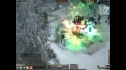 2 Moons - Vicious Summoner Vs Azure Knight