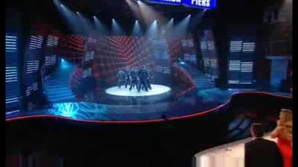 Britains Got Talent 2009 обявяване на резултатите