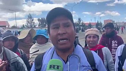 Bolivia: At least one dead during military operation at Senkata hydrocarbons
