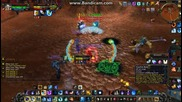 wow frost mage vs fury warrior